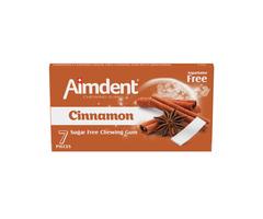 Продам жевательную резинку Aimdent б/сахара и б/аспартама (комплектуем фирм подставкой)