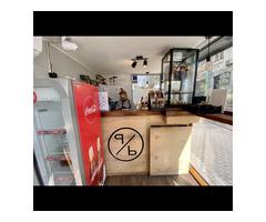 Продается кофейня возле метро Дворец Украина